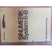 Bedienungsanleitung SINUMERIK System 6-B (38)